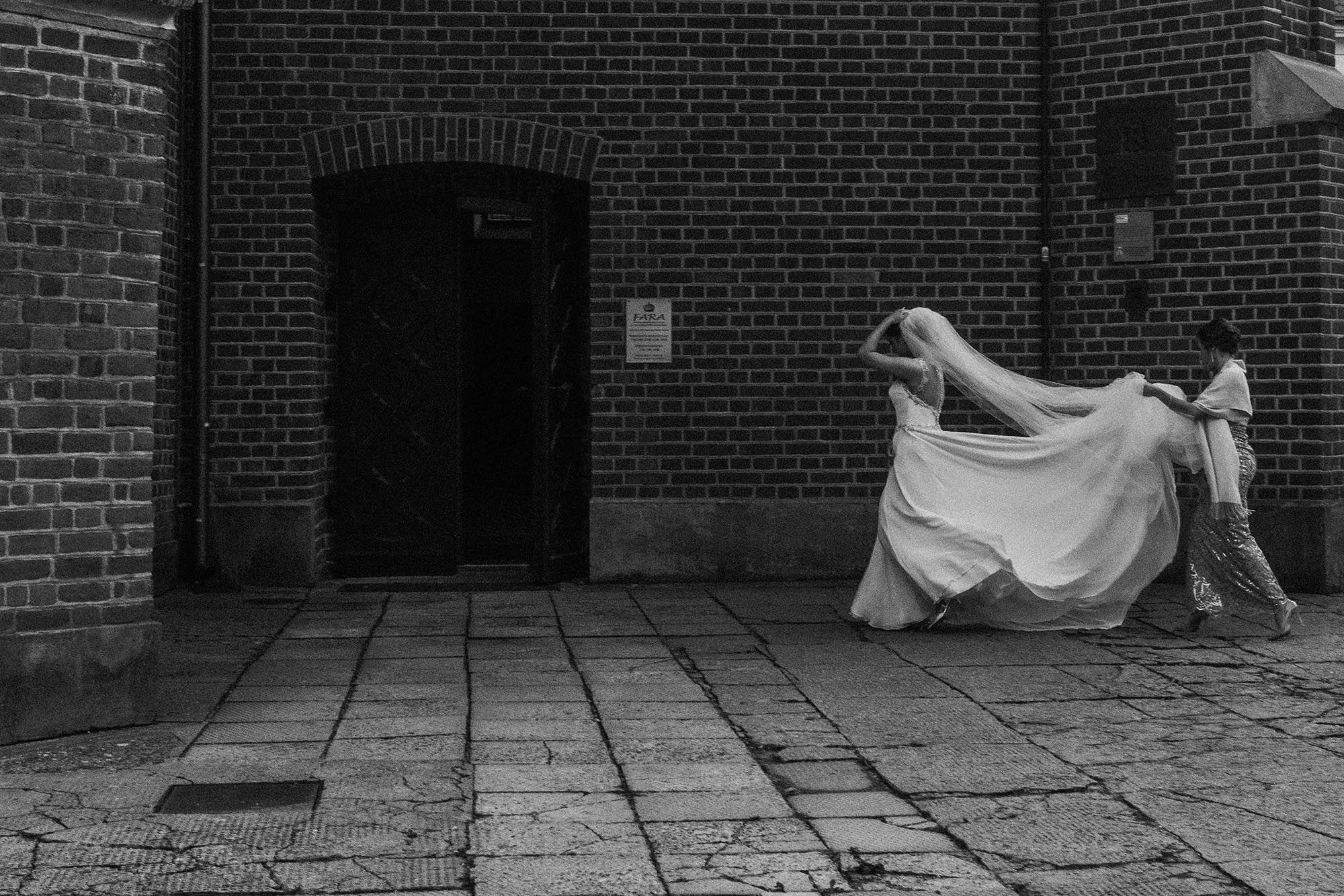 Fotograf na ślub, Panna młoda, ślub kościelny