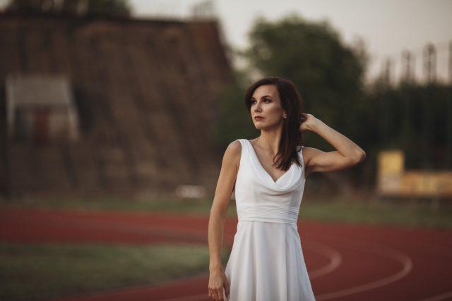 Fotograf na ślub, plener ślubny, sesja poślubna na sportowo