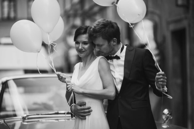 Fotograf na ślub oferta