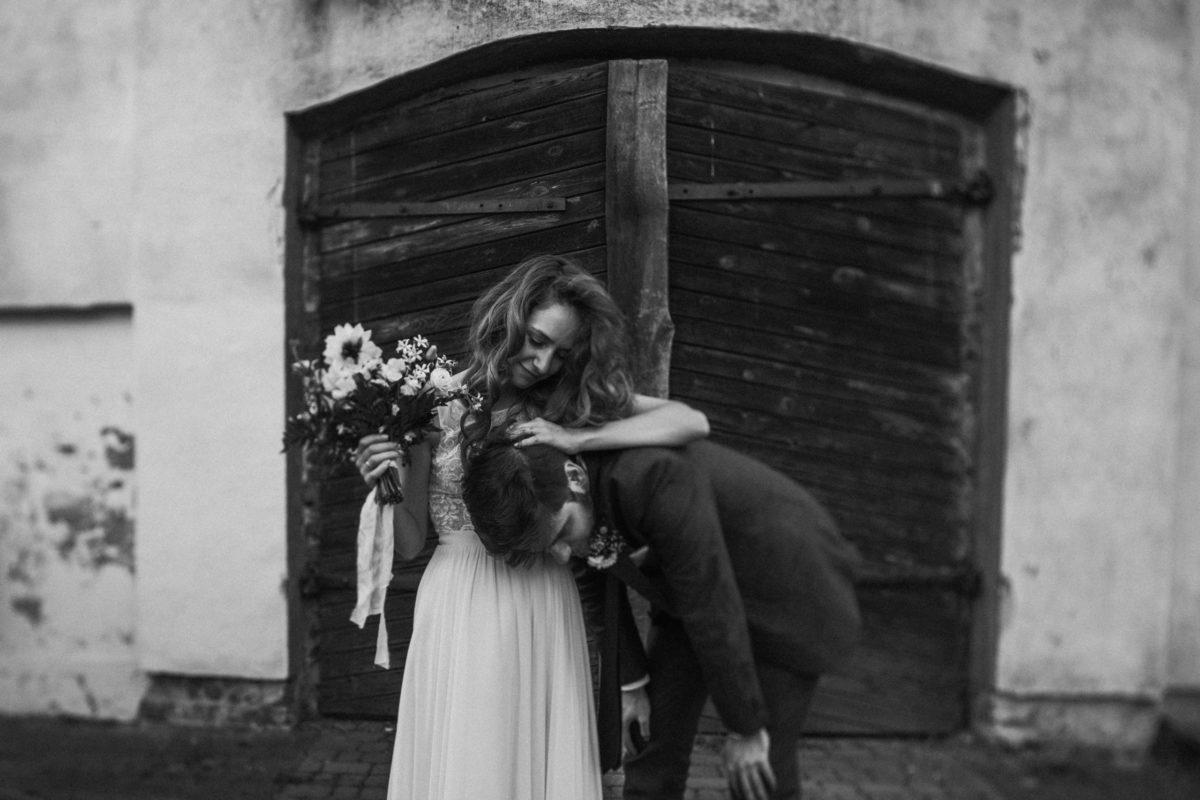 Fotograf na ślub, Ślub kościelny, Państwo młodzi
