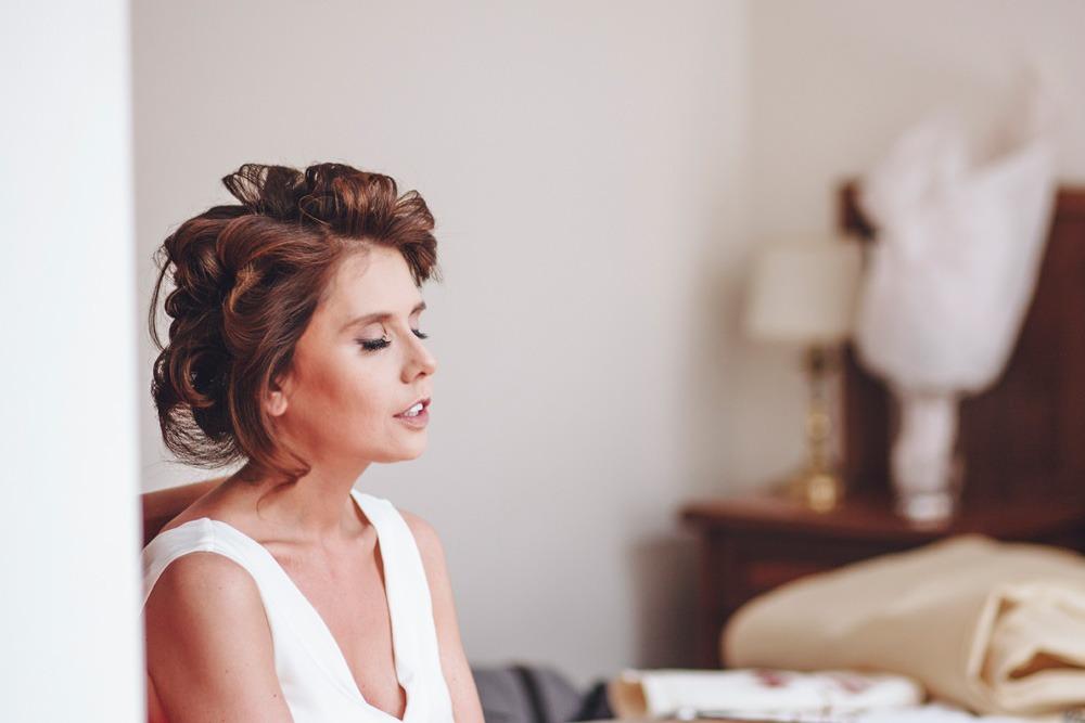 Panna młoda, fotograf ślubny