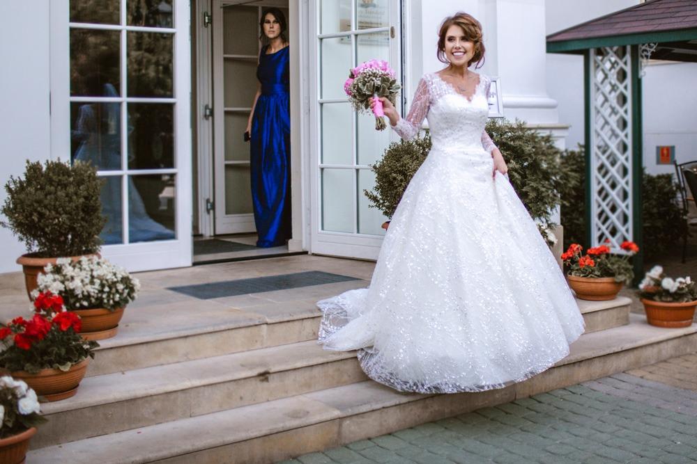 Panna młoda zawsze piękna, fotograf ślubny