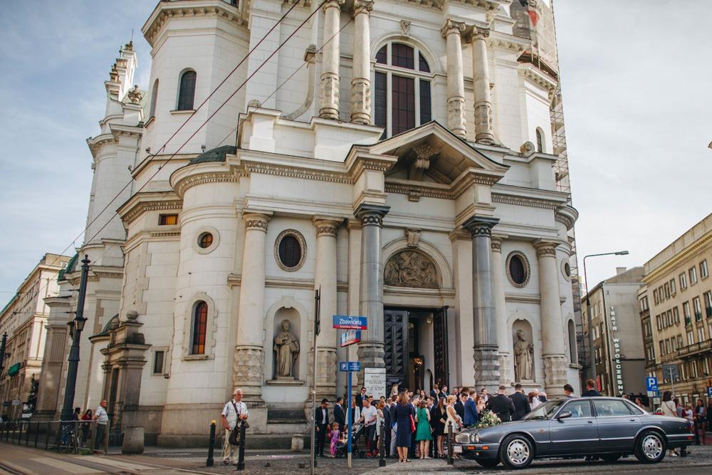 Kościół Plac Zbawiciela Warszawa