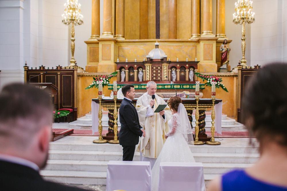 ślub kościelny przysięga małżeńska