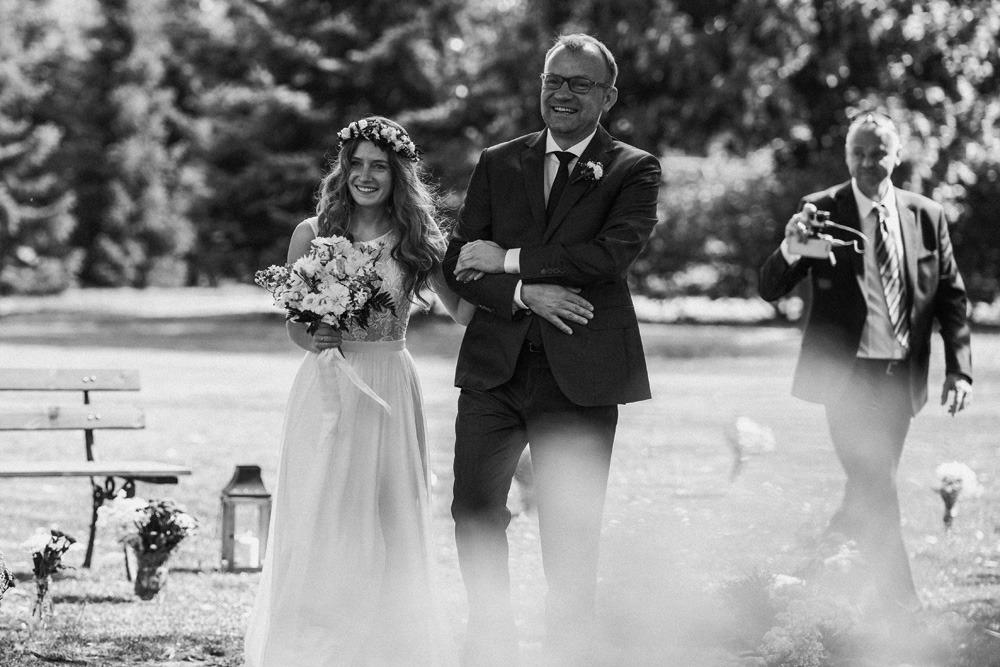 Ślub Wesele Dworek w Kaputach