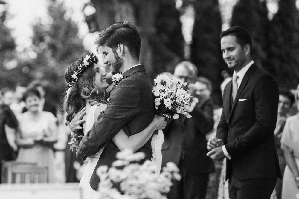 Para młoda, ślub plenerowy, Dworek Tuszkówka