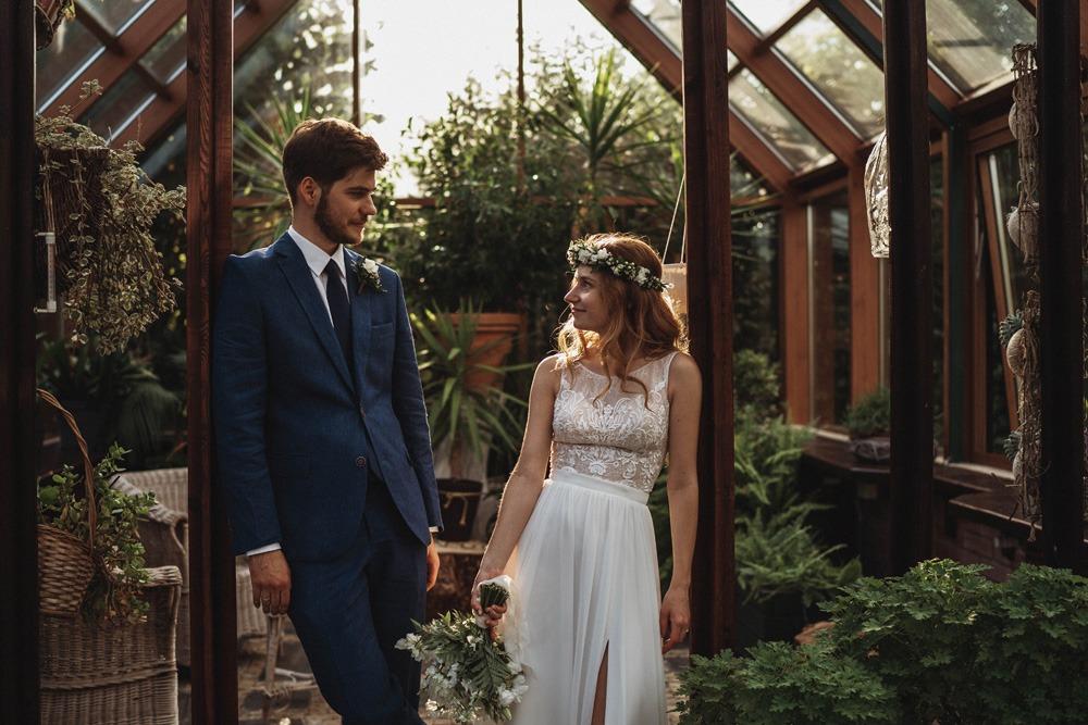 Plener ślubny, sesja poślubna
